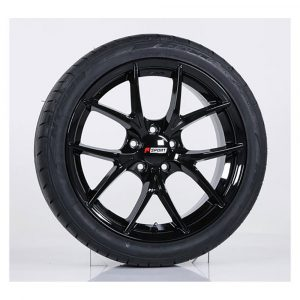 Honda Civic Wheels Black