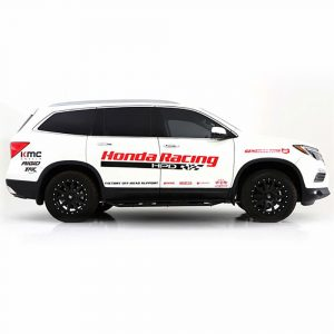 honda pilot off road package